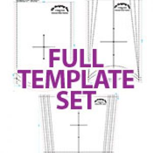 Full Template Set w DVD 112